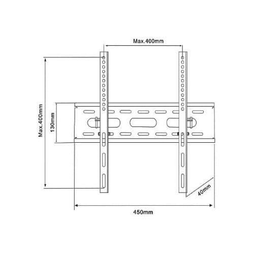 Βάση-LO-13T10S-23-47-Μαύρη-TV-Ρυθμιζόμενη-2