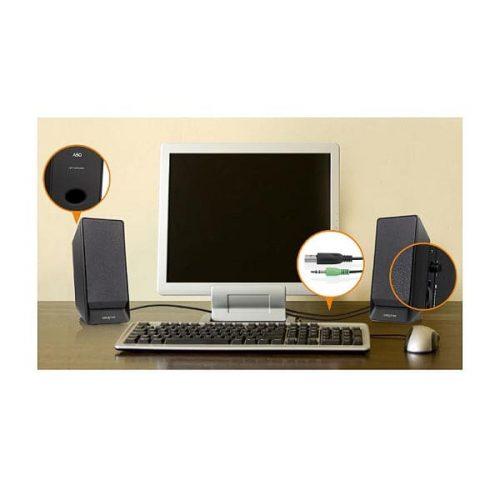 Ηχείο-2.0-USB-Channel-Creative-A50-μαύρο-2