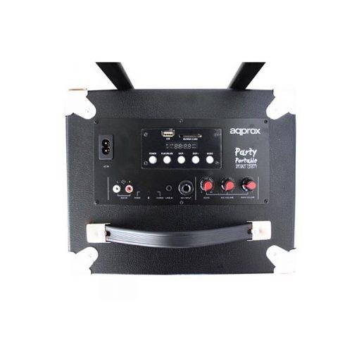 Ηχείο-APPRAVE-Portable-System-black-Approx-2