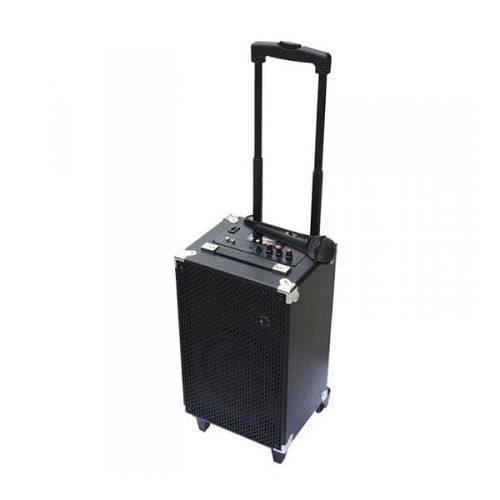Ηχείο APPRAVE Portable System black Approx