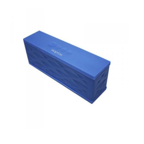 Ηχείο APPSP13BTBL Ασύρματο ηχείο 6W RMS Bluetooth μπλέ Approx