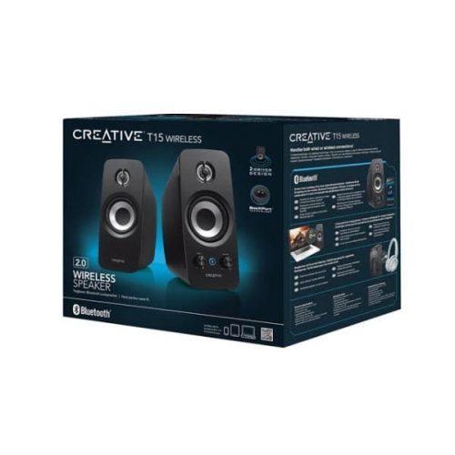 Ηχείο-Wireless-2.0-Channel-Creative-T15-μαύρο-1