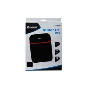 Θήκη για Τablet CT-3355BK από Neoprene Μαύρο έως 10 VAKOSS