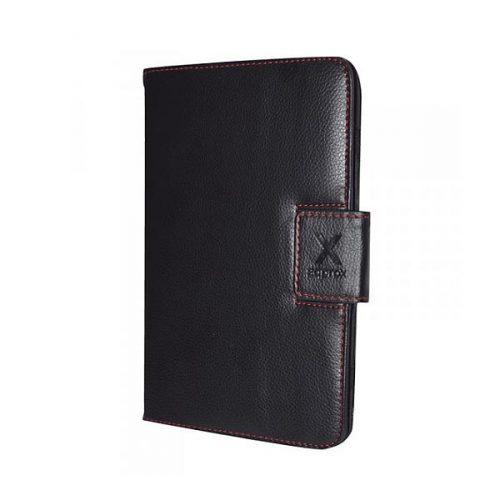 Θήκη για Tablet APPUTC02 έως 10 Approx Black PU Leather