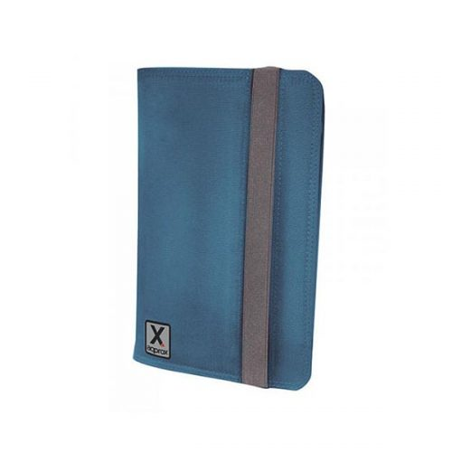 Θήκη για Tablet APPUTC03LB έως 7 Approx Light Blue Nylon