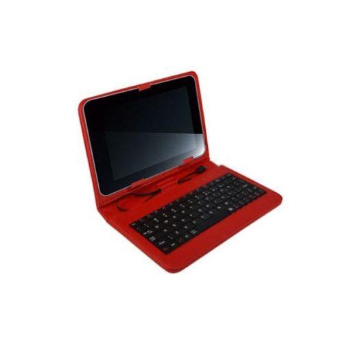 Θήκη για tablet 7 TK-542UR κόκκινο με πληκτρολόγιο VAKOSS