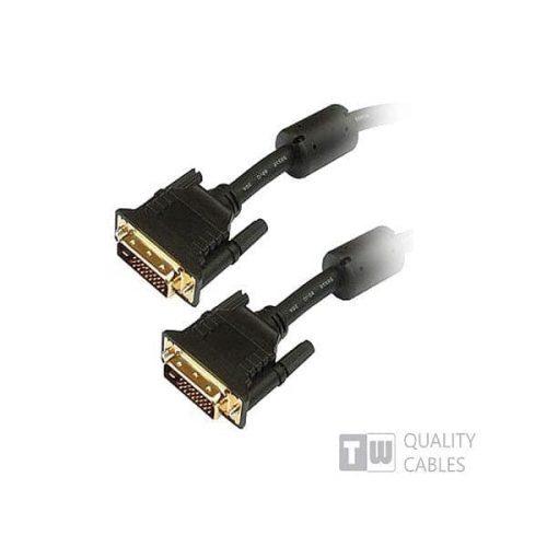 Καλώδιο Dvi (24 1) 2Μ Dual Link χωρίς συσκευασία