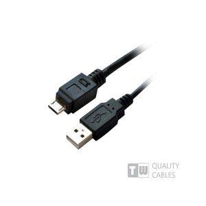 Καλώδιο USB 2.00 Am Micro B 1M