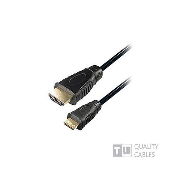 Καλ Hdmi Μ σε HDMI Mini M 5m