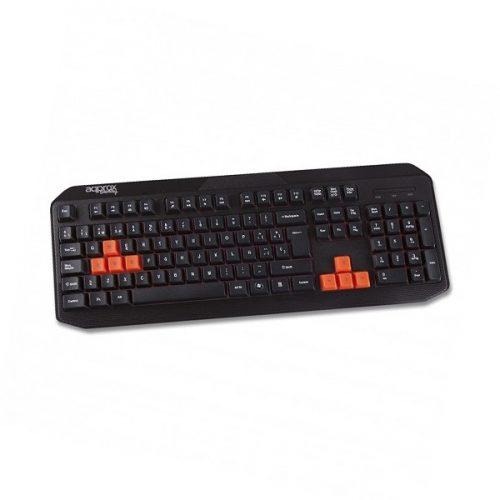Πληκτρολόγιο 8 Gaming Keys Usb Black w/Red Led Approx BLIZZARD