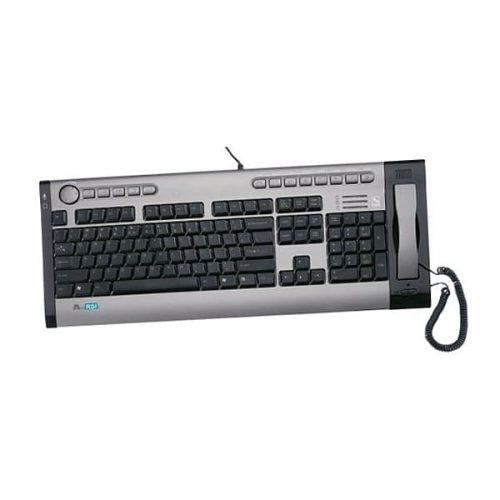 Πληκτρολόγιο A4 Kip-800 Ip Talky /Greek Us Layout/Usb