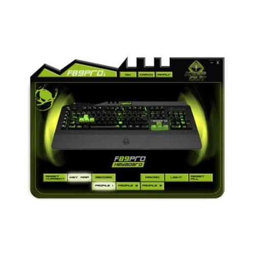 Πληκτρολόγιο-F89PRO-Keep-Out-GAMING-μαύρο-Back-Light-7-χρωμάτων-1