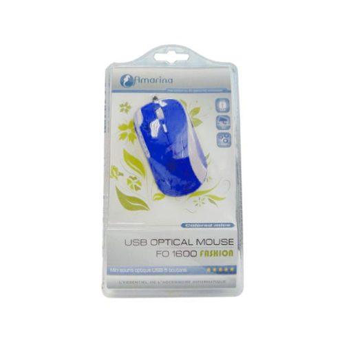Ποντίκι-ΜΙΝΙ-FO1600blue-E-Boss-Fashion-Colored-Οπτικό-USB-Μπλε-1