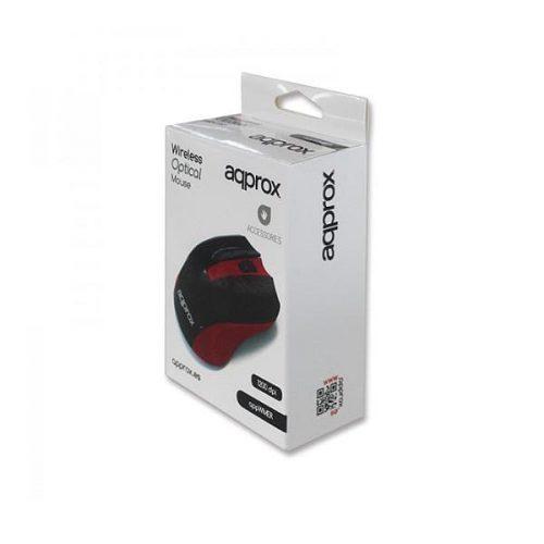 Ποντίκι-Approx-APPWMER-2.4Ghz-ασύρματο-με-USB-nano-receiver-black-red-1
