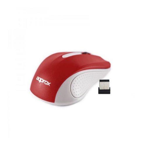 Ποντίκι-Approx-APPWMLITERV2-2.4Ghz-ασύρματο-GreyLight-red-2