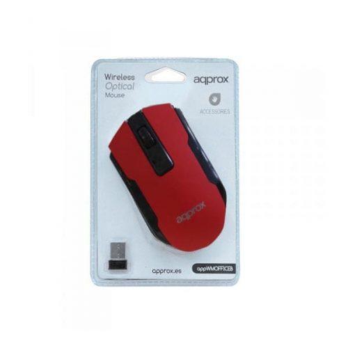 Ποντίκι-Approx-APPWMOFFICER-2.4Ghz-ασύρματο-με-USB-nano-receiver-κόκκινο-1