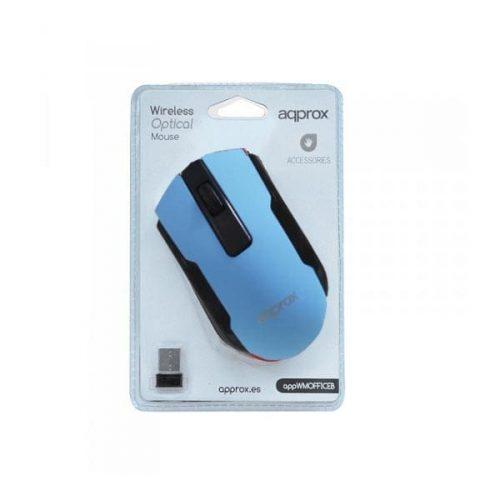 Ποντίκι-Approx-APPWMOFFICLB-2.4Ghz-ασύρματο-με-USB-nano-receiver-μπλε-1