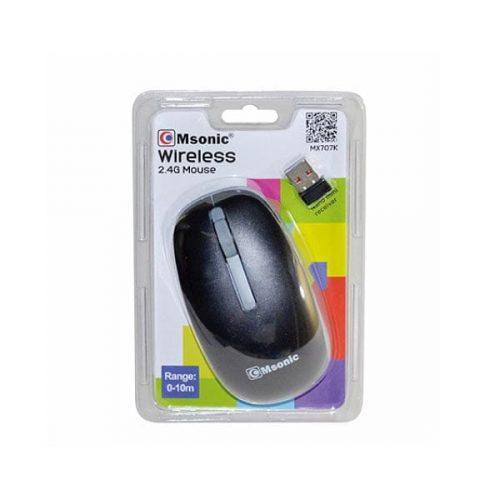 Ποντίκι-MX707K-2.4Ghz-ασύρματο-με-USB-nano-receiver-μαύρο-Msonic-1