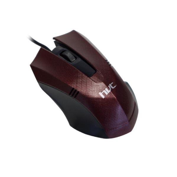 Ποντίκι USB hvt κόκκινο TP193