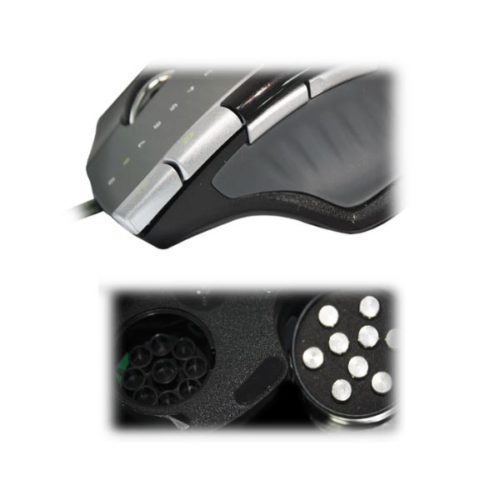 Ποντίκι-X8CT-BUDDLE-wTshirt-Gaming-KEEP-OUT-USB-Black-9-Keys-6000dpi-2