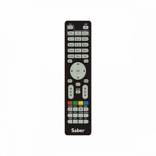 Τηλεχειριστήριο IRD-2012 TV SAT Προγραμματιζόμενο Saber