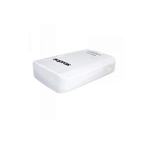 Φορητός-Φορτιστής-Approx-PB7800W-7800mA-Power-Bank-άσπρο-2