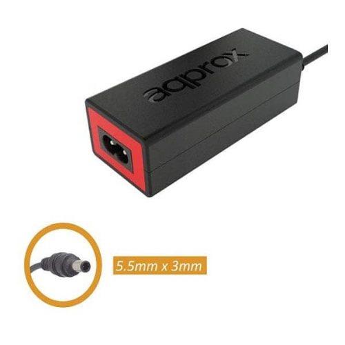 Φορτιστής για Laptop 90w APPA06 19V/4.74A 5.5 * 3.0mm Approx