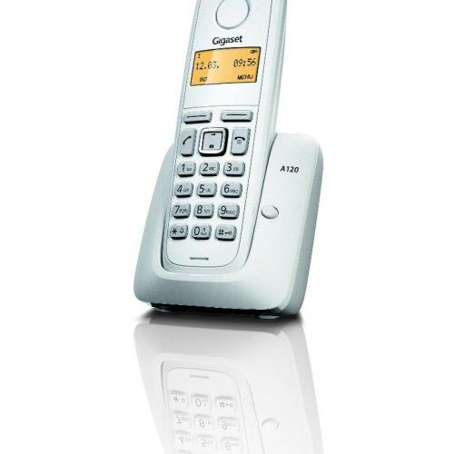 GIGASET Phone Device A120, white