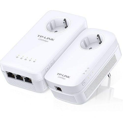 TP-LINK Passthrough Powerline TL-WPA8630P KIT AV1300 WiFi