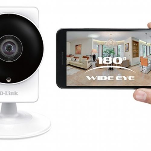 D-LINK DCS-8200LH MYDLINK HOME PANORAMIC HD CAMERA_2