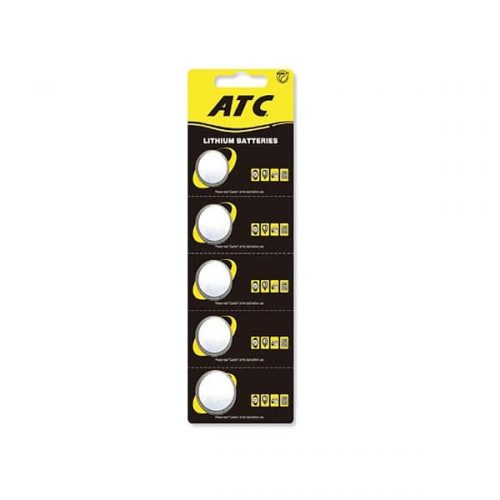 ATC CR-2354 Λιθιου Καρτέλα 5τεμ Μπαταρία 3v