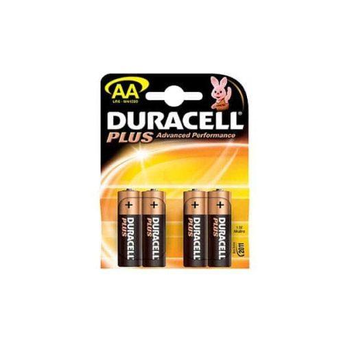 DURACELL PLUS ALC LR6 AA 4τεμ Αλκαλική Μπαταρία
