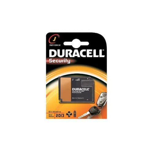 DURACELL SECURITY 6