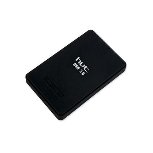 Enclosure μαύρο μη βιδωτό HD302R USB3.0 2,5 SATA hvt