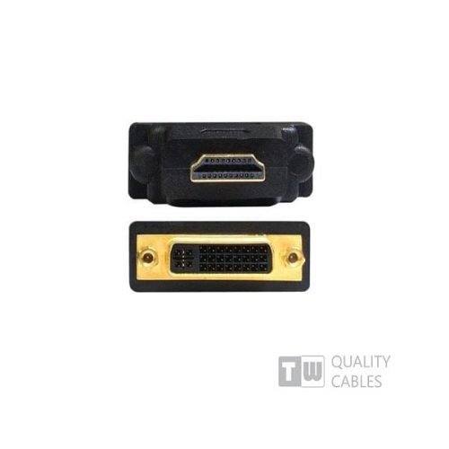 Hdmi Male / Dvi 24 5 Female Adaptor