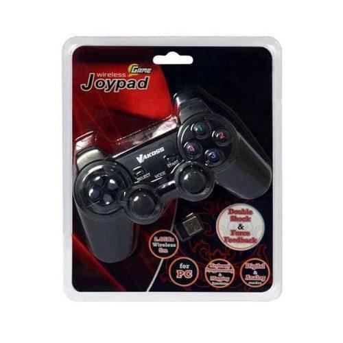 Joypad Ασύρματο GP-3925BK Vakoss
