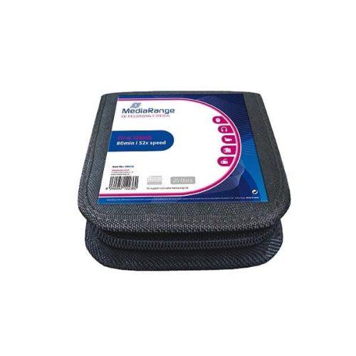 MR210 MediaRange CD-R 80 52x MB MediaCase 25 pack