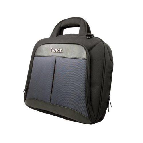"""NOTEBOOK BAG HV-LB82 15.6"""" HAVIT BLUE BLACK"""