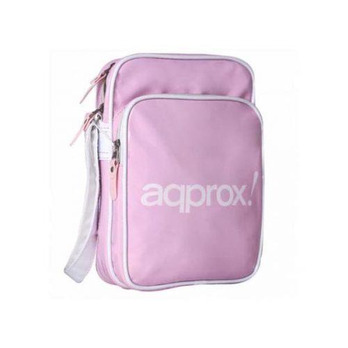 "Netbook Bag APPNBR02P έως 11"" Retro Approx Pink"