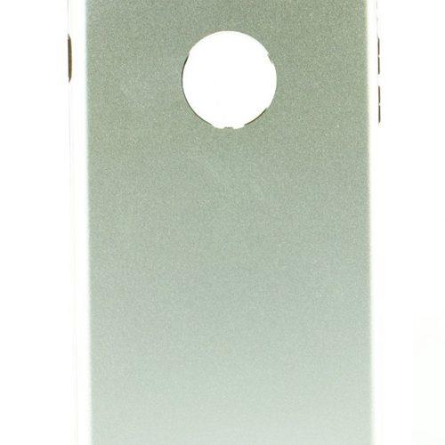 POWERTECH Θήκη Aluminium για APPLE iPhone 7 Silver