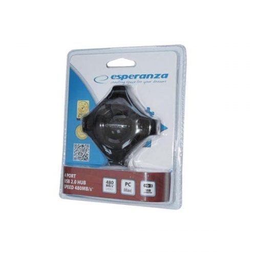 STAR-4-PORT-HUB-USB-2.0-EA150K-BLACK-1