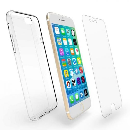 Tempered Glass WK for J5 2016 +TPU Case WTP002