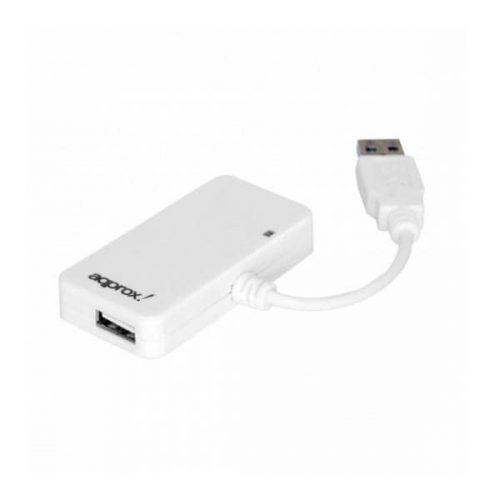 Travel-Hub-Approx-HTRAVELV2-APPHT4W-4PORTS-USB2-White-2