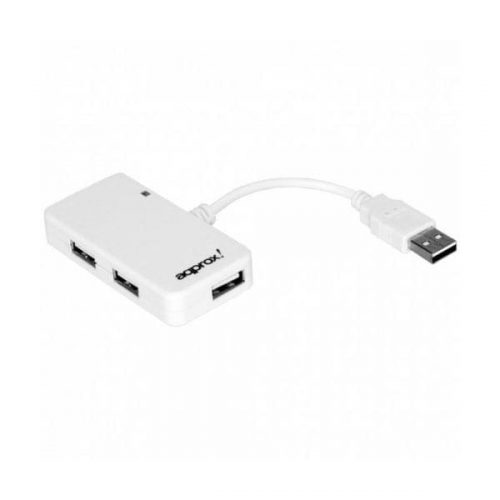 Travel Hub Approx HTRAVELV2 ( APPHT4W) 4PORTS USB2 White