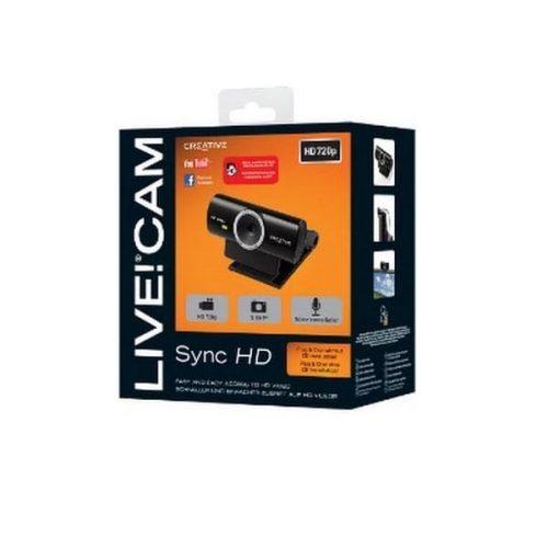 USB-Κάμερα-Creative-Cam-Sync-HD-1