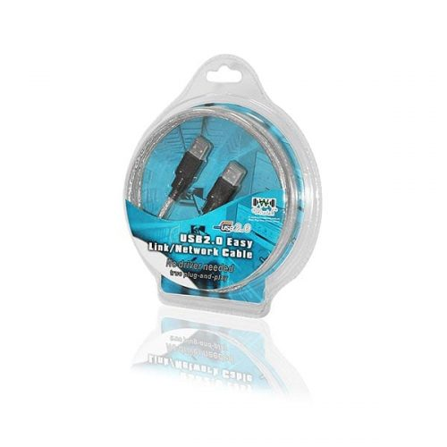 USB 2.0 CT-154 Network Cable Cliptech