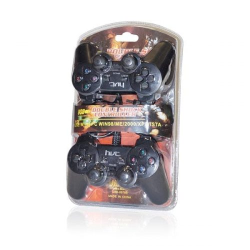 USB Gamepad double with vibration USB-8878B hvt