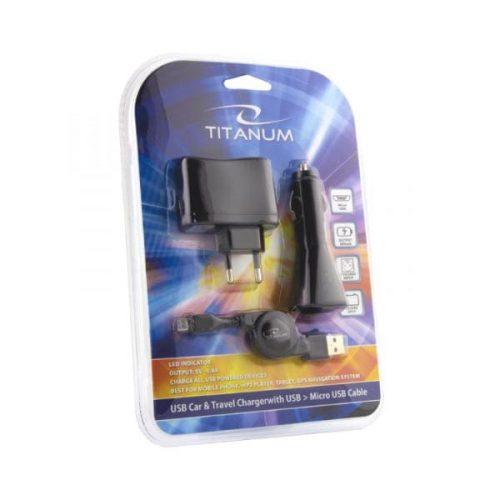 Universal-USB-set-car-travel-charger-wmicro-USB-cable-μαύρο-1