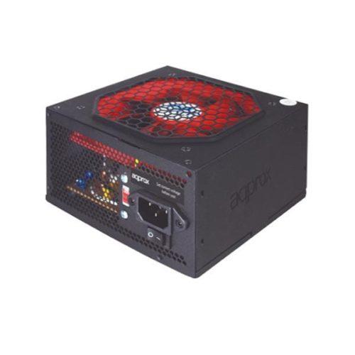 Τροφοδοτικό 500W bulk black ATX 12cm Passive PFC Approx APP500LITEB
