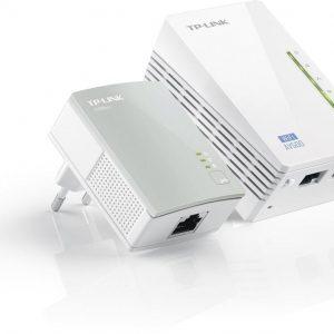 TP-LINK Powerline TL-WPA4220KIT, AV500 WiFi Starter Kit
